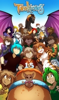 Twokinds 15th Anniversary 2018