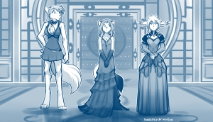 Final Fantasy 7 Dress Up