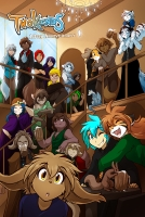 Twokinds 13th Anniversary